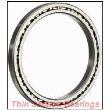 90mm x 115mm x 13mm  FAG 61818-2rsr-y-fag Thin Section Bearings