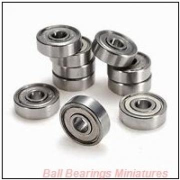 5mm x 16mm x 5mm  SKF 625-2rz-skf Ball Bearings Miniatures