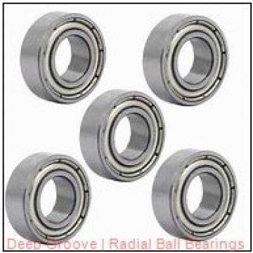 17mm x 47mm x 14mm  Timken 6303rs-timken Deep Groove | Radial Ball Bearings