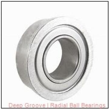 17mm x 35mm x 10mm  Timken 60032rs-timken Deep Groove | Radial Ball Bearings