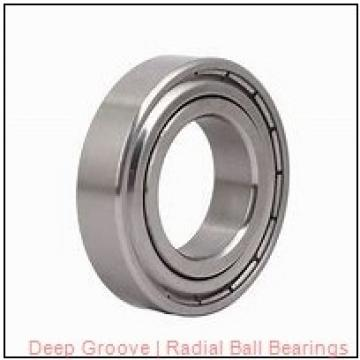 0.5 Inch x 1.313 Inch x 0.375 Inch  RHP lj1/2-2rs-rhp Deep Groove | Radial Ball Bearings