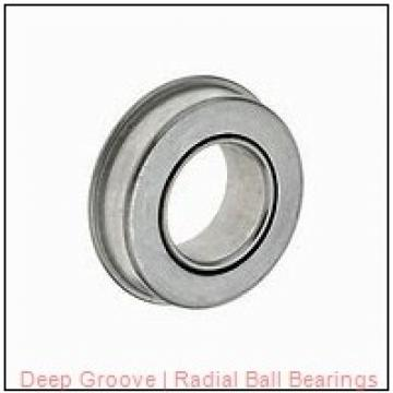 17mm x 40mm x 16mm  Timken 622032rs-timken Deep Groove | Radial Ball Bearings