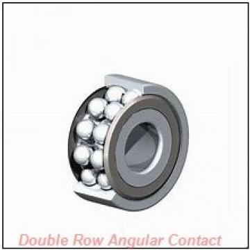 55mm x 100mm x 33.3mm  NSK 3211b-2ztn-nsk Double Row Angular Contact
