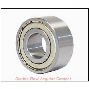 60mm x 110mm x 36.5mm  NSK 3212jc3-nsk Double Row Angular Contact