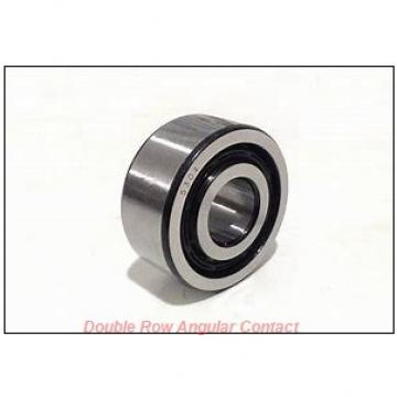 60mm x 110mm x 36.5mm  NSK 3212b-2rstn-nsk Double Row Angular Contact