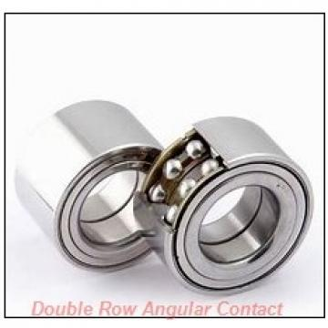 55mm x 100mm x 33.3mm  QBL 3211b-2ztn-qbl Double Row Angular Contact