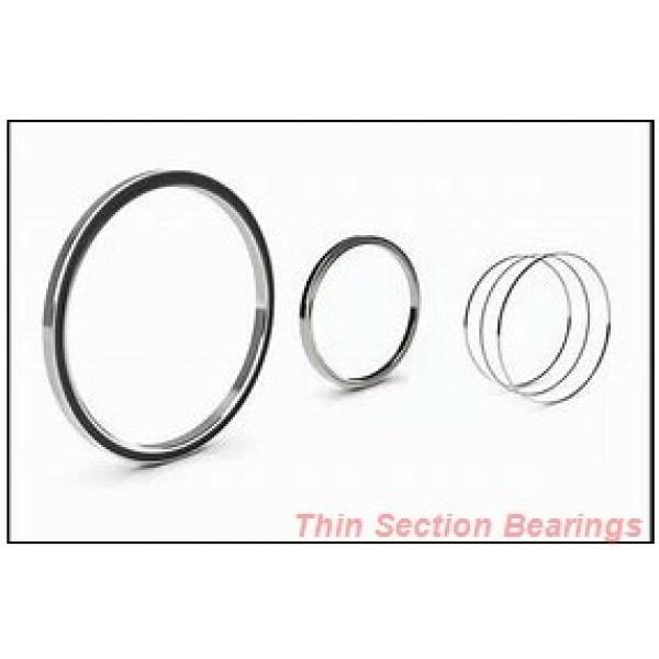 80mm x 100mm x 10mm  FAG 61816-2rsr-y-fag Thin Section Bearings #2 image