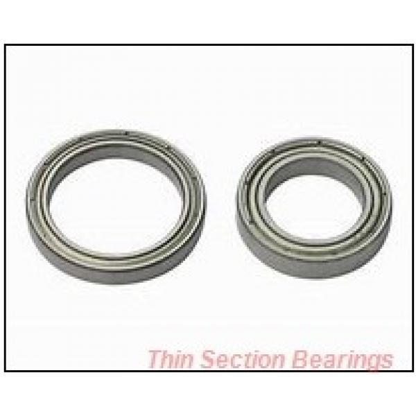 80mm x 100mm x 10mm  FAG 61816-2rsr-y-fag Thin Section Bearings #1 image