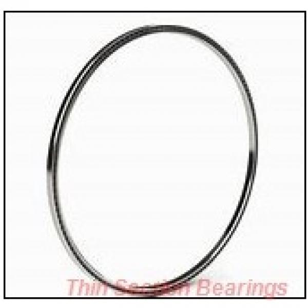 100mm x 125mm x 13mm  FAG 61820-2z-y-fag Thin Section Bearings #2 image