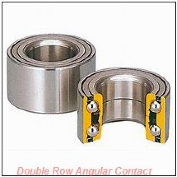 65mm x 120mm x 38.1mm  NSK 3213b-2ztn-nsk Double Row Angular Contact #1 image